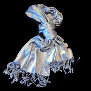 Periwinkle blue  scarf Charming Charlie